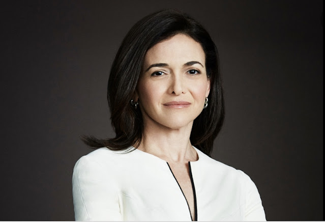 Sheryl Sandberg Year of Leadership TED Talk