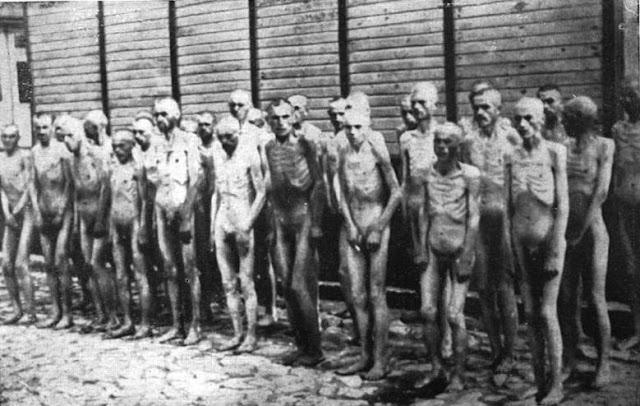 Generalplan Ost: la deportación o exterminio de la población de origen eslavo.