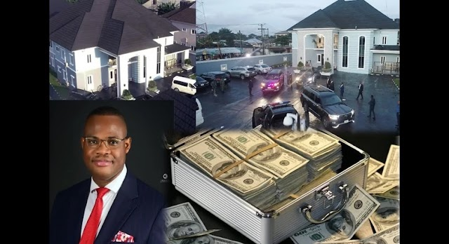 Meet Nigerian specialist, Dr Richard Okoye who dismissed $20 million and still went on to construct a multi-million dollar realm