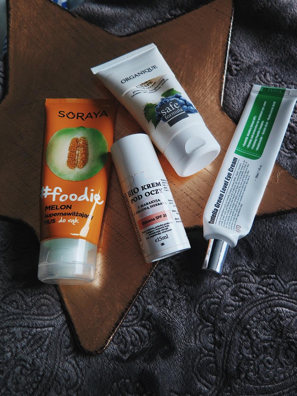 Zużycia kosmetyczne, kosmetyki naturalne Make Me Bio