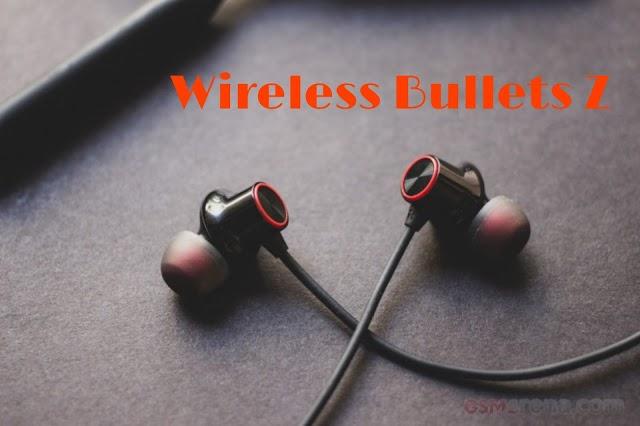 Oneplus Wireless Bullets Z Earphone - सिर्फ 10 मिनिट चार्ज करके 10 घंटे तक इसका मजा ले
