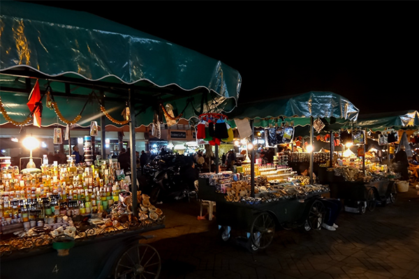 How To Shop At The Souks Of Marrakech