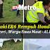 Kawasaki ER6 Rempuh Honda C70 Suami Isteri dan Warga Emas Maut - AL FATIHAH