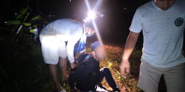 Buron Hampir Dua Bulan, Napi Narkoba Dibekuk Polisi di Jayapura