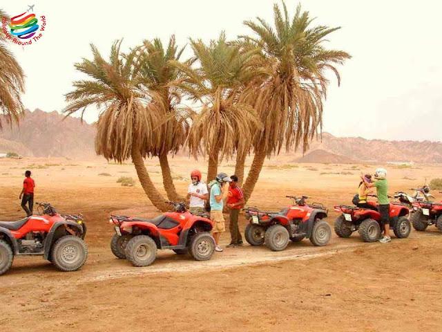 Safari in Sharm El Sheikh