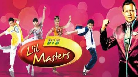 Poster Of DID Li'L Masters Season 4 8th April 2018 Watch Online Free Download