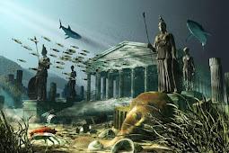 Legenda Atlantis, Kota Legendaris Yang Lenyap Dalam Semalam