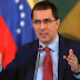 """Gobierno venezolano pidió en la ONU el cese del """"bloqueo económico"""" impuesto por EEUU"""
