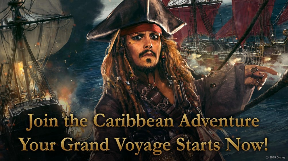 [FREE] Download Pirates of the Caribbean: Tides of War for Android