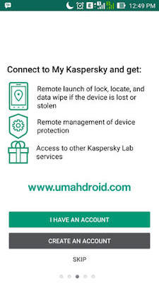 Sign In Sign Up My Kapersky Android
