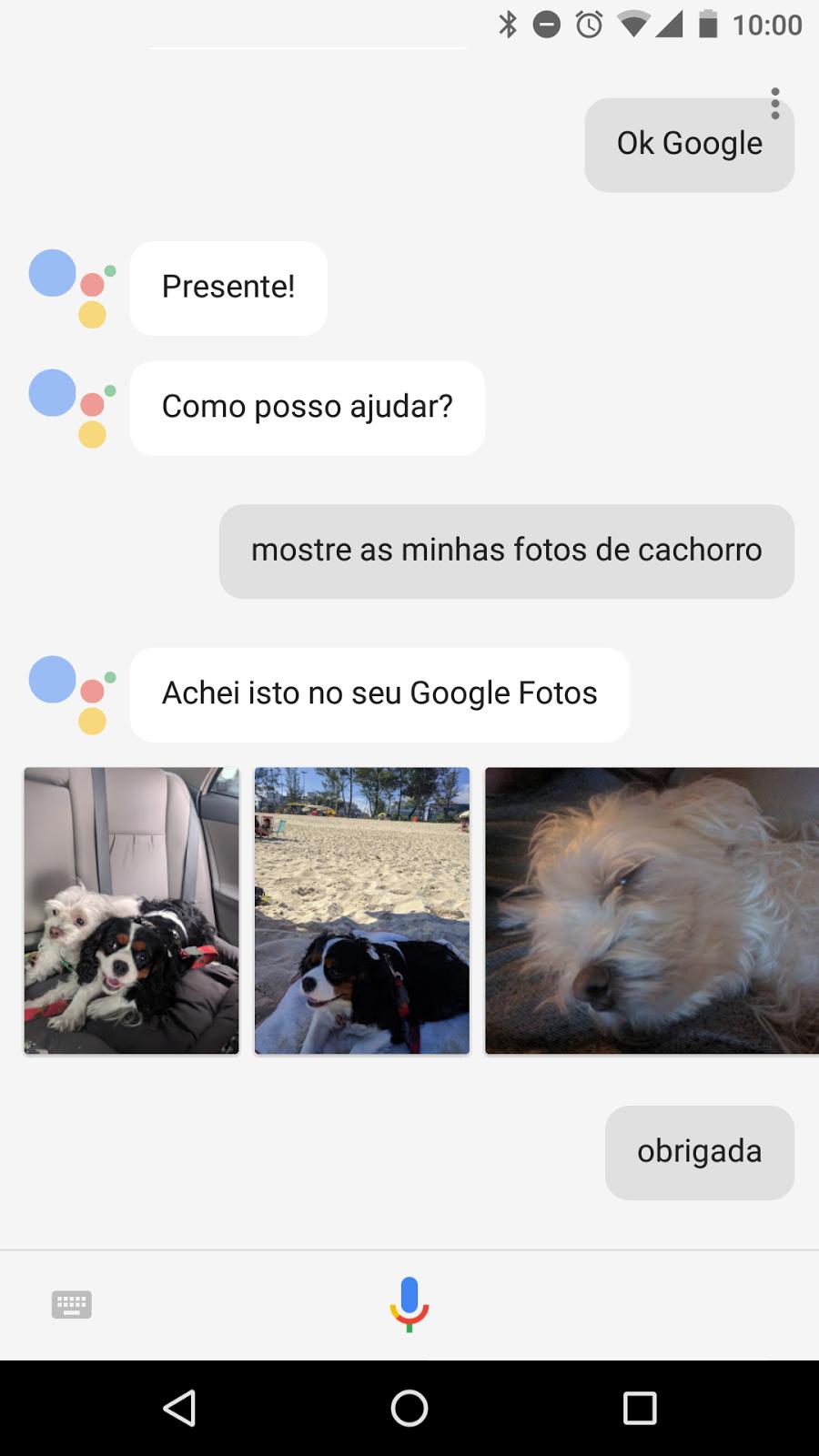 minhas fotos do google