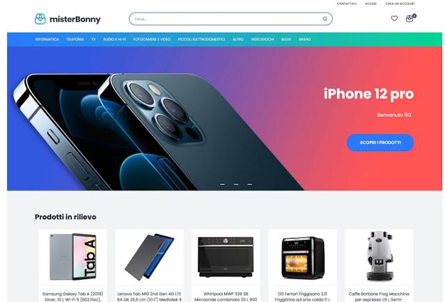 store tecnologia misterbonny.it