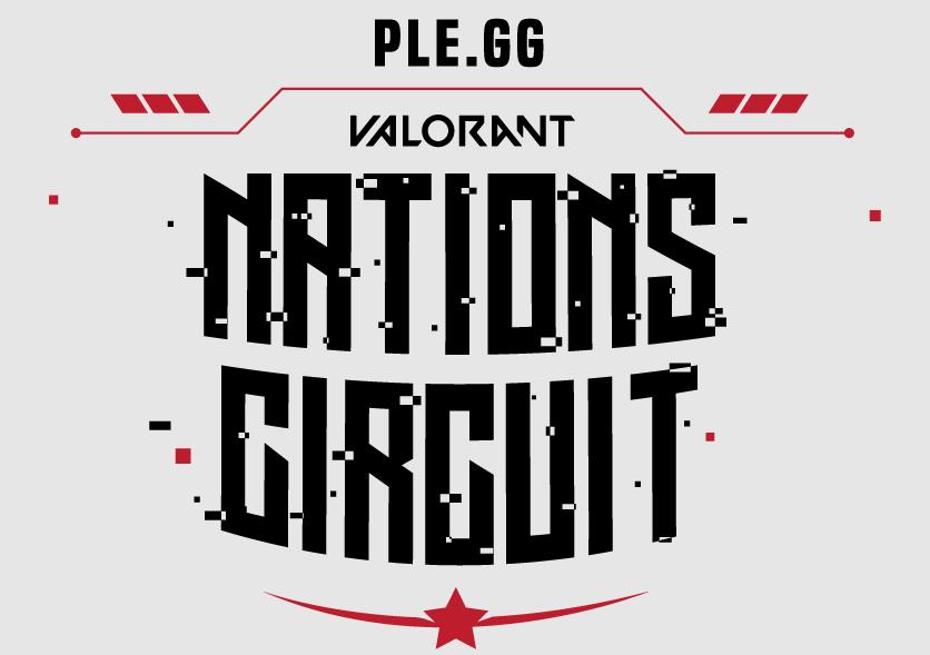 PLE.GG VALORANT Nations Circuit