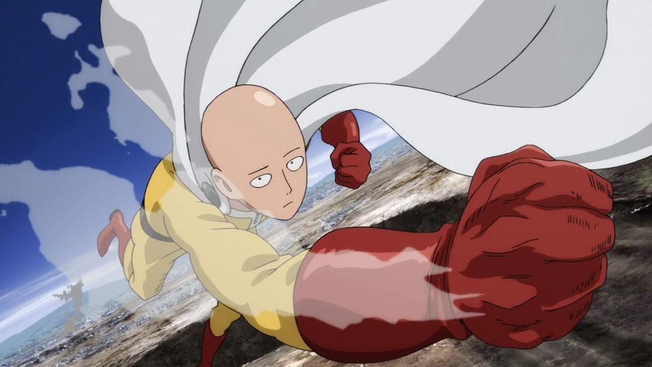 One-Punch Man วันพั๊นช์แมน