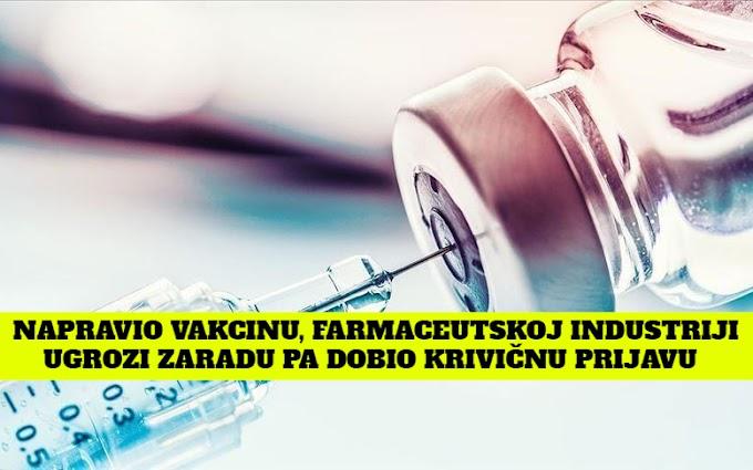 Nemački doktor napravio vakcinu protiv Korone, pa dobio krivičnu prijavu od farmaceutske industrije