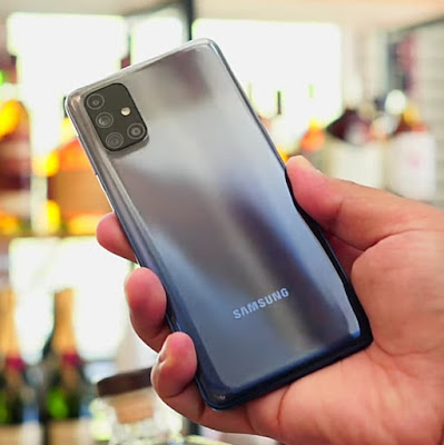 Samsung Galaxy M31s – Best Midrange non-Chinese smartphone.