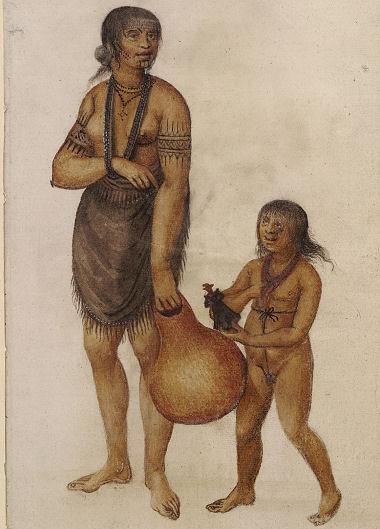 algonquin women