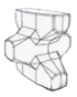 Accropode, pieza de manto