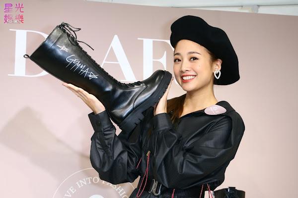 「就是對靴子情有獨鍾!」GEmma吳映潔大方分享選靴標準