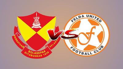 Live Streaming Selangor vs Felda United Piala FA Malaysia 16.4.2019
