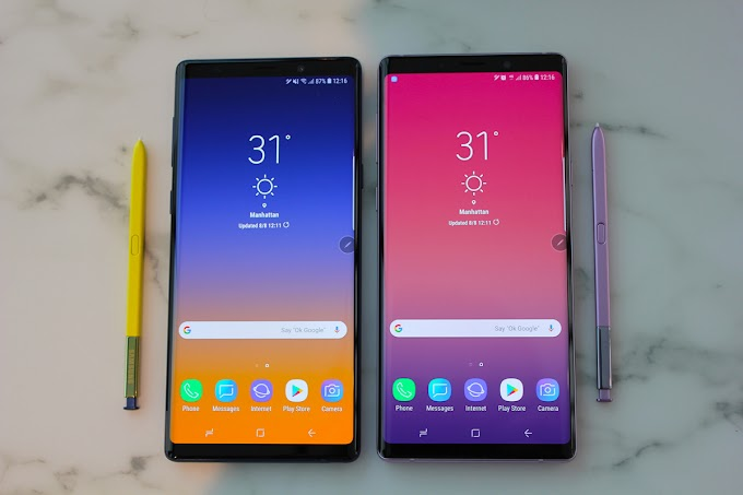 Samsung Galaxy Note 9 Review & Features (Photos)