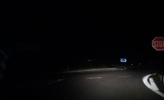 Προσοχή: Χωρίς ηλεκτροφωτισμό ο κόμβος Μαλαχιά στο Άργος