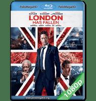 LONDRES BAJO FUEGO (2016) FULL 1080P HD MKV ESPAÑOL LATINO