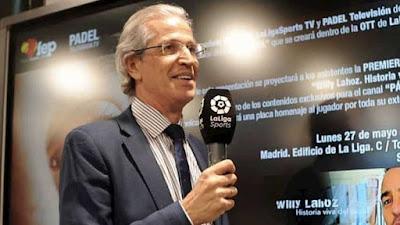 Ramón Morcillo elegido Nuevo Presidente de la Federación Española de Pádel
