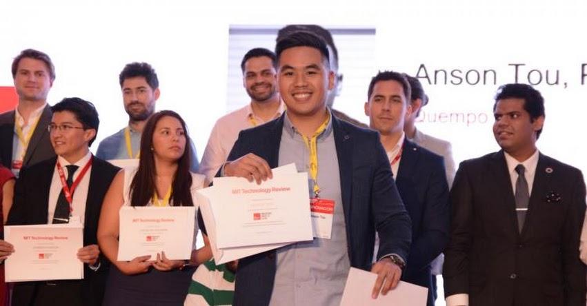 ANSON TOU: Peruano elegido Emprendedor del Año por revista de Instituto Tecnológico de Massachusetts