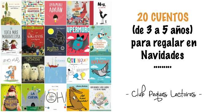 mejores cuentos infantiles 3 a 5 años, libros recomendados