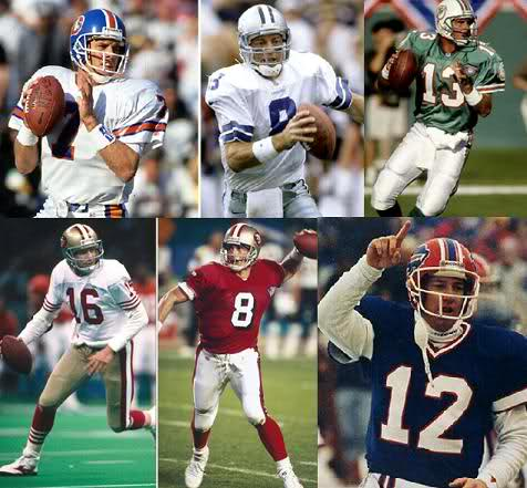 Lone Star State of Mind: Top 10 Quarterbacks of the 90's