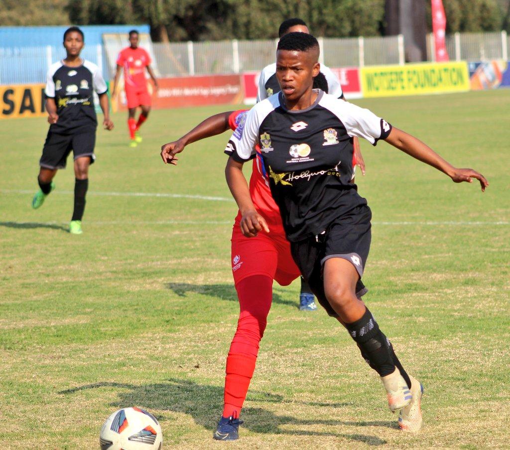 Durban Ladies in action against TUT Ladies