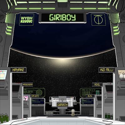 Giriboy (기리보이) - KGVOVC from wybh vol.1 [Mini Album]
