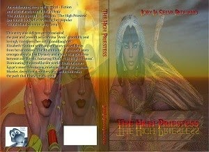 lory la selva padauno, the high priestess, khemitian book