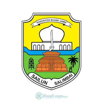Kabupaten Muaro Jambi Logo Vector