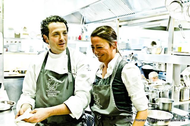 20 Jahre Jeunes Restaurateurs in Deutschland, ich koche im Restaurant Tschebull und treffe Alexander Herrmann| Arthurs Tochter kocht. Der Blog für Food, Wine, Travel & Love von Astrid Paul