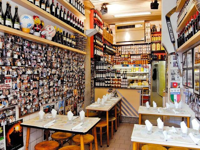 Restaurante Vecchia Latteria em Milão