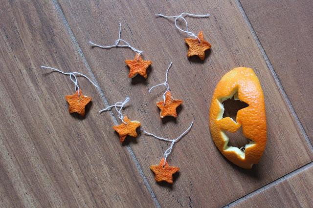 Zero Waste Christmas Ornaments