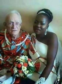 Must Read: 29-year-old Zambian woman who married wealthy tycoon, 92, branded a gold digger