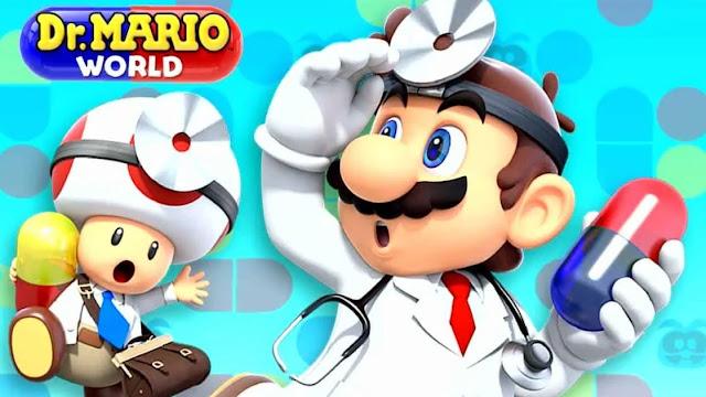 بعد مرور عامين لعبة Dr. Mario World ستغلق أبوابها في الأوّل من نوفمبر القادم