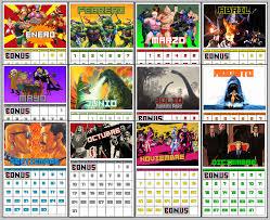 Calendario de video juegos 2019