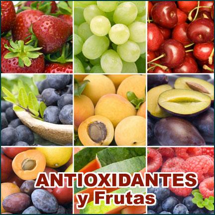 Cuaderno de salud y diet tica antioxidantes de las frutas - Antioxidantes alimentos ricos ...