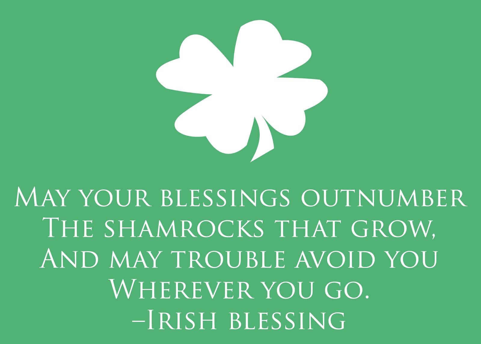 Irish Baby Blessings Quotes. QuotesGram