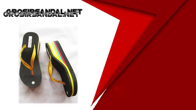 Sandal Wedges RSL Tali BJG murah tasikmalaya
