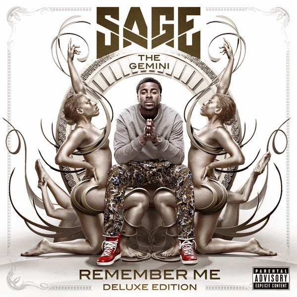 Sage the Gemini - Remember Me (Deluxe Booklet Version)  Cover