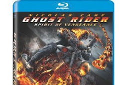 New Release Ghost Rider Spirit of Vengeance Blu-ray