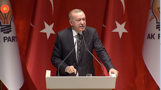 """Ερντογάν: Οι μάχες μεταξύ συριακών και τουρκικών δυνάμεων είναι """"πόλεμος"""""""