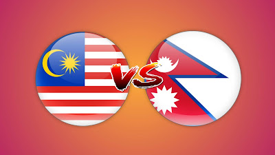 Live Streaming Malaysia vs Nepal Friendly Match 2.6.2019