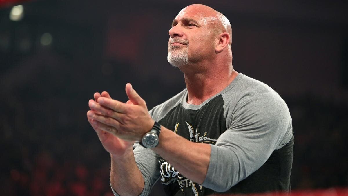 Goldberg está programado para lutar na Arábia Saudita