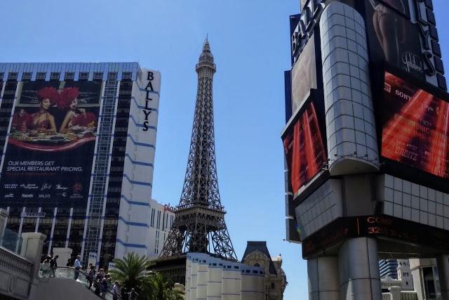 2 Day in Las Vegas - Paris Hotel and Casino